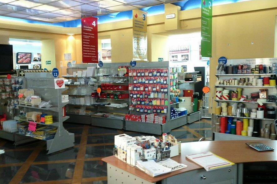 interor tienda